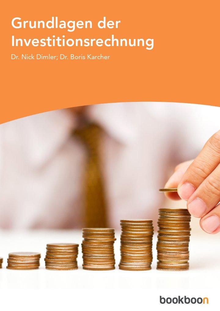 Grundlagen der Investitionsrechnung