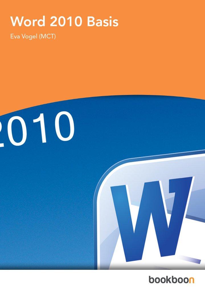Word 2010 Basis