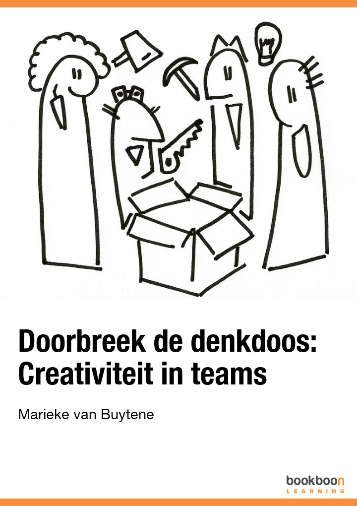 Doorbreek de denkdoos: Creativiteit in teams
