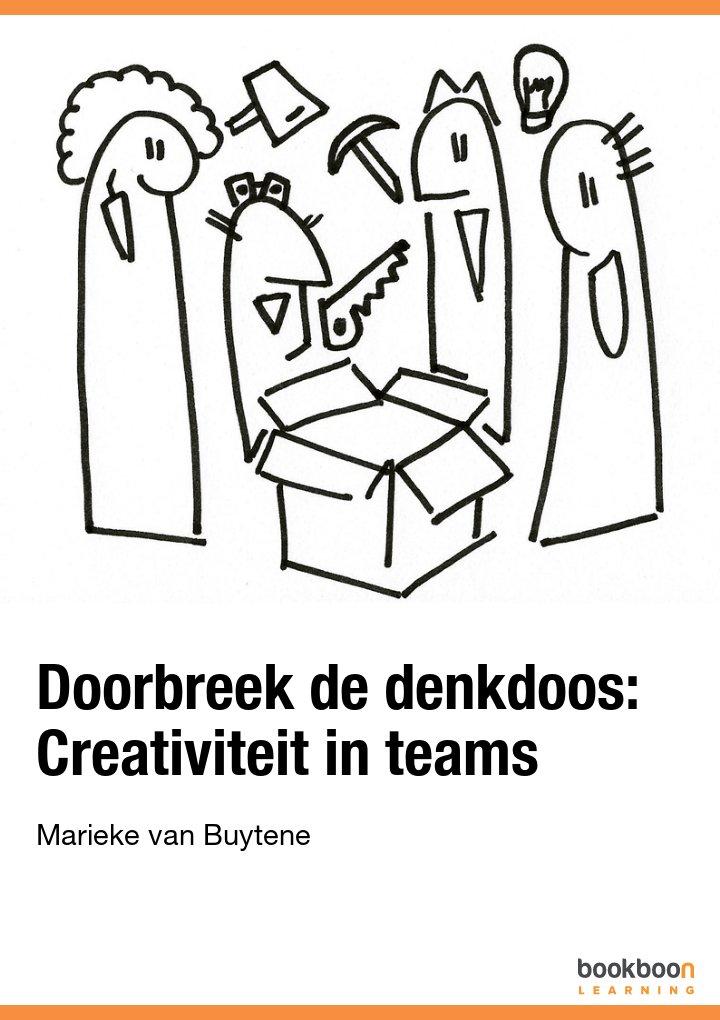Doorbreek de denkdoos: Creativiteit in teams