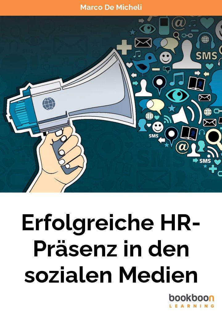 Erfolgreiche HR-Präsenz in den sozialen Medien