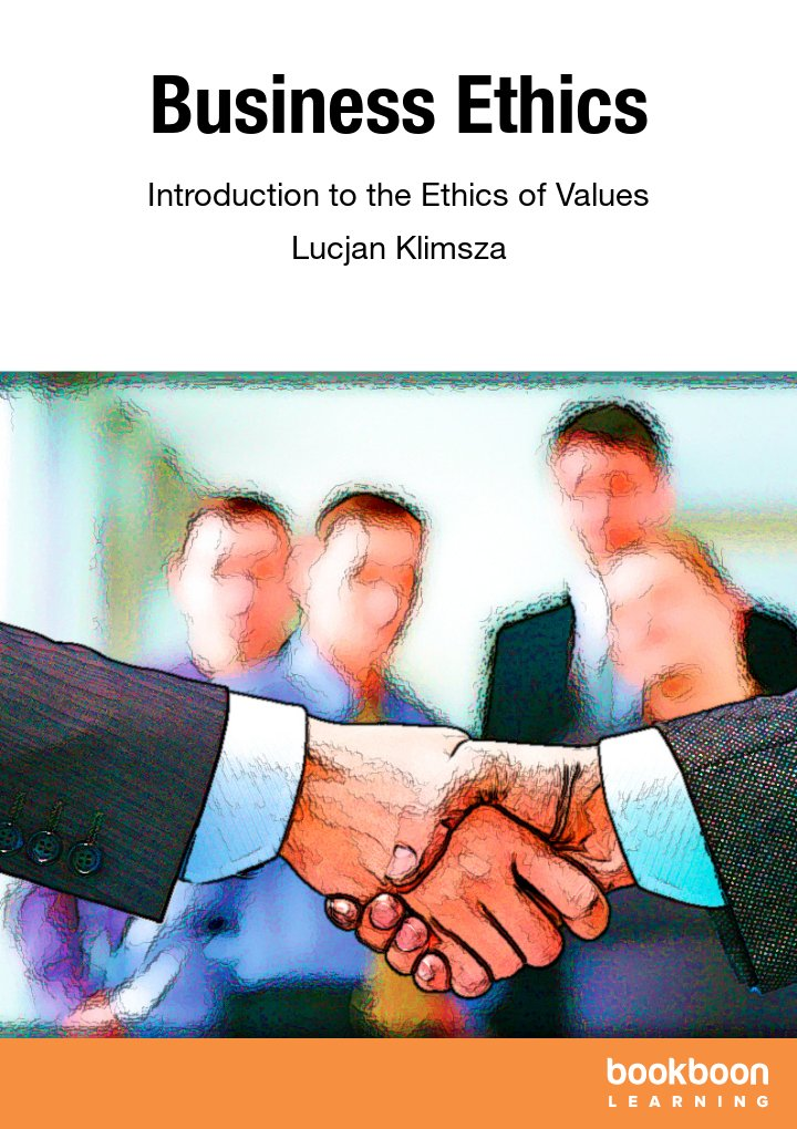 Business Ethics Introduction to the Ethics of Values icon