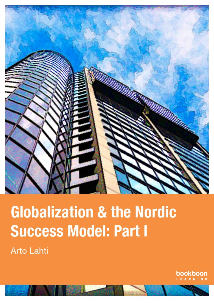 """Globalization & the Nordic Success Model: Part I"" icon"