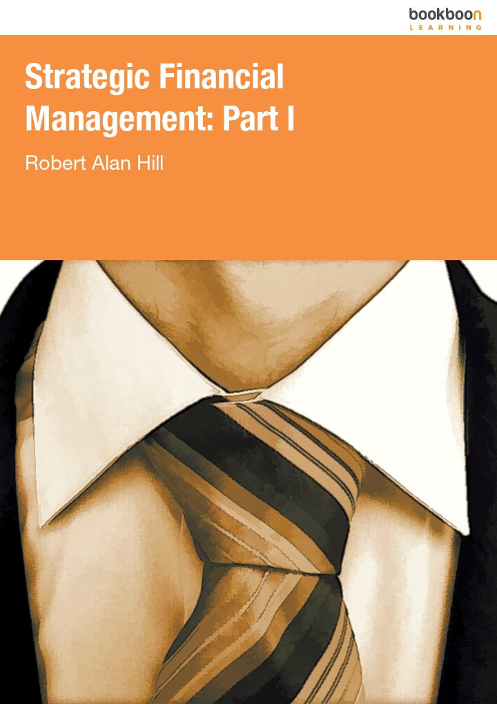 Strategic Financial Management: Part I