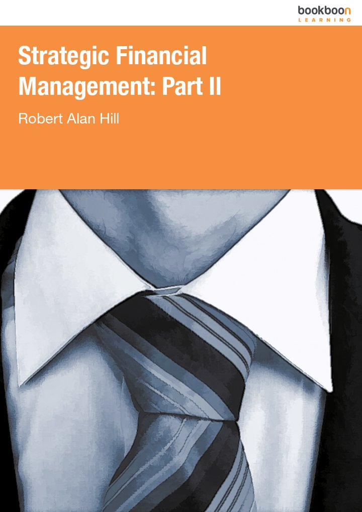 Strategic Financial Management: Part II