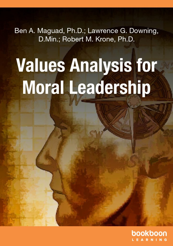 Values Analysis for Moral Leadership icon
