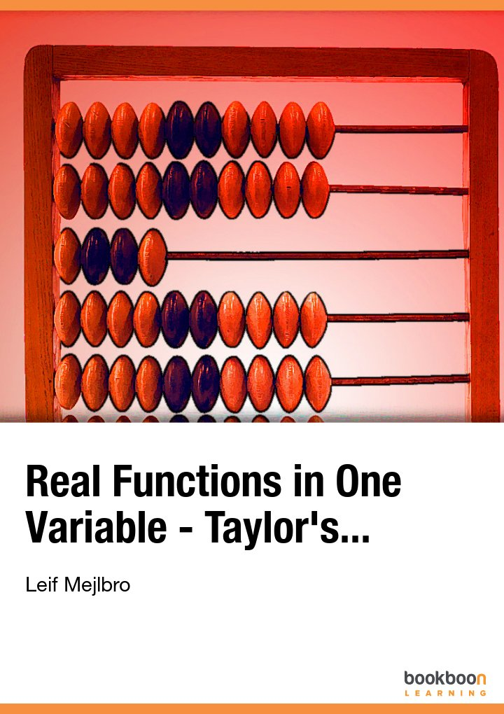 Real Functions in One Variable - Taylor's...