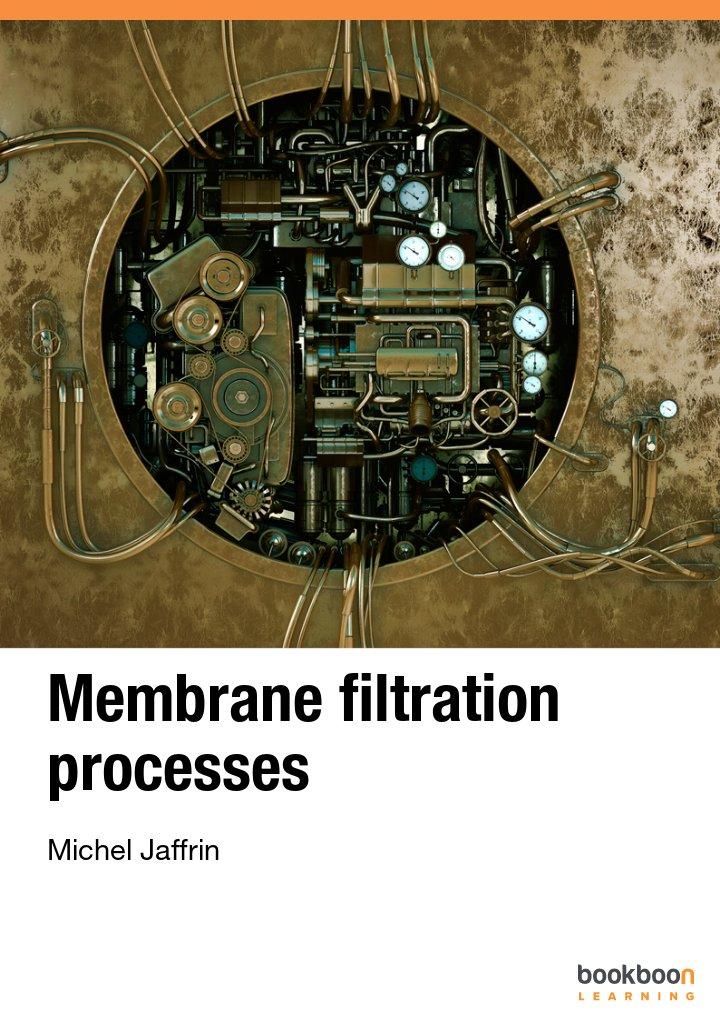 Membrane filtration processes