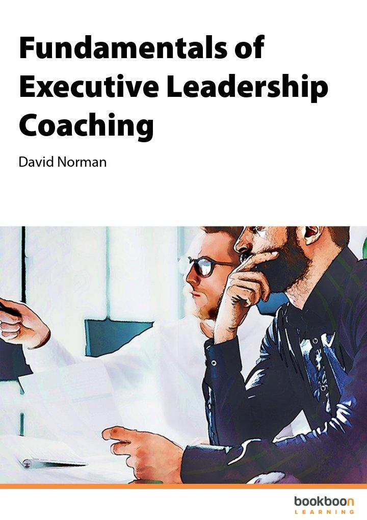 Fundamentals of executive leadership coaching