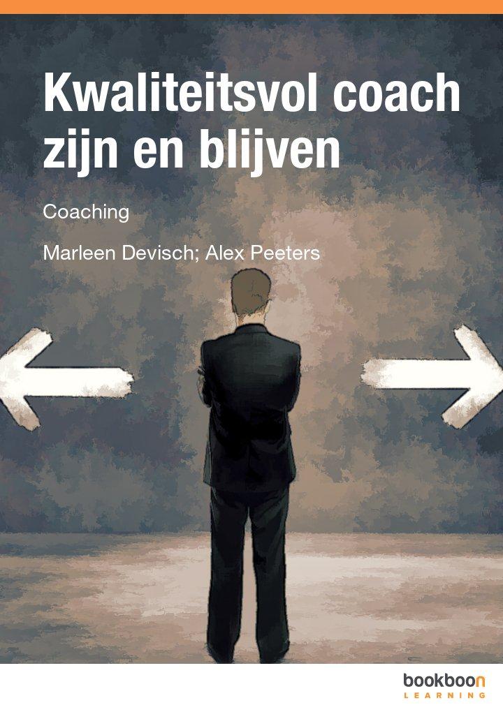 Kwaliteitsvol coach zijn en blijven