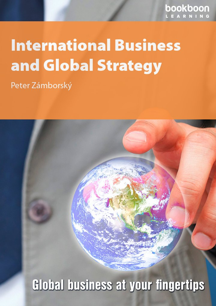 International Business and Global Strategy icon