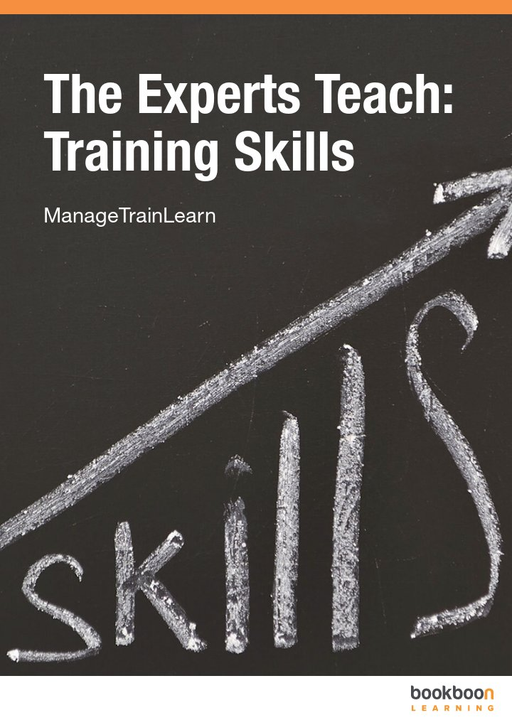 The Experts Teach: Training Skills