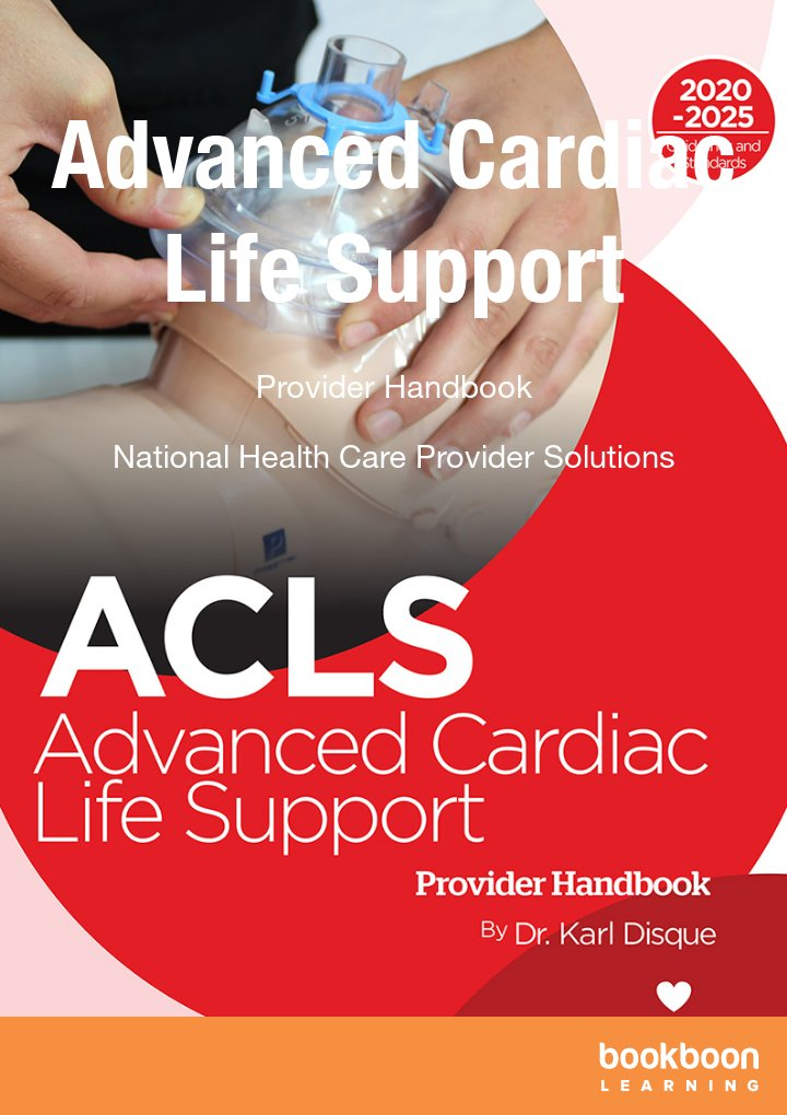 advanced cardiac life support provider handbook