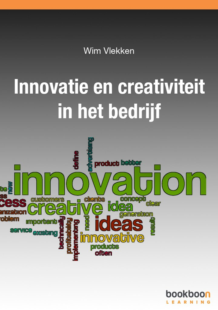 Innovatie en creativiteit in het bedrijf