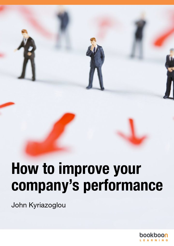 how to improve your company u2019s performance
