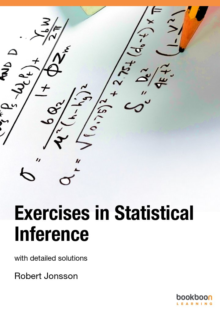 Essentials of statistics exercises in statistical inference with detailed solutions fandeluxe Image collections