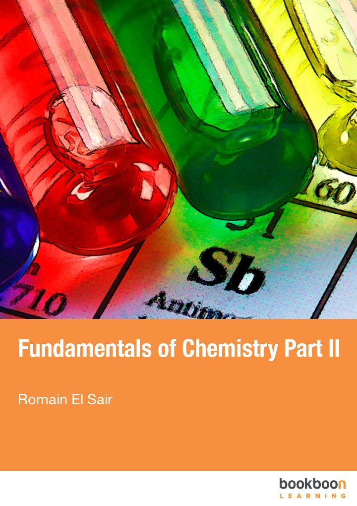 Fundamentals of Chemistry Part II