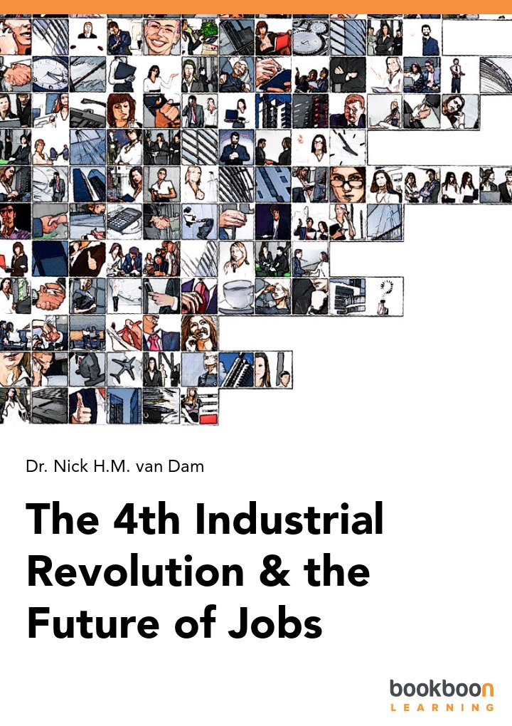 The 4th Industrial Revolution & the Future of Jobs icon