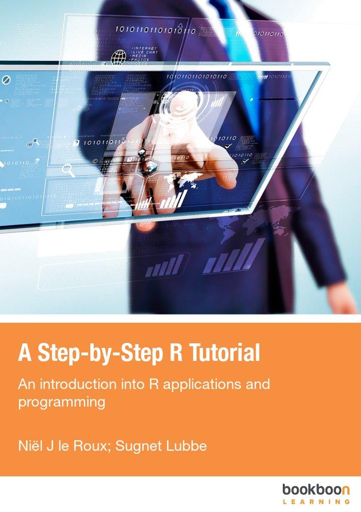 A Step-by-Step R Tutorial