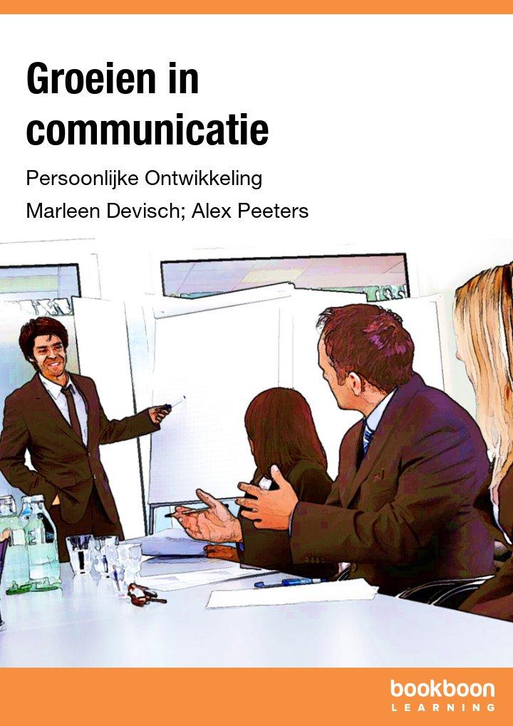 Groeien in communicatie