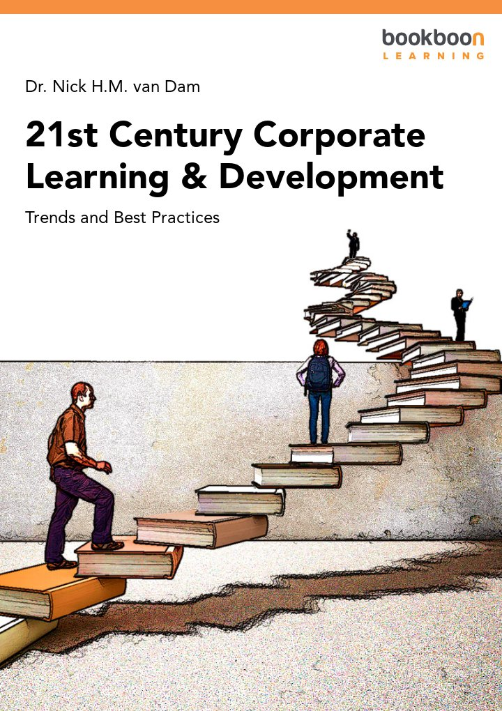 21st Century Corporate Learning & Development Trends and Best Practices icon