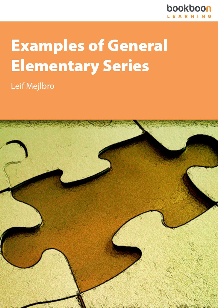 Examples of General Elementary Series