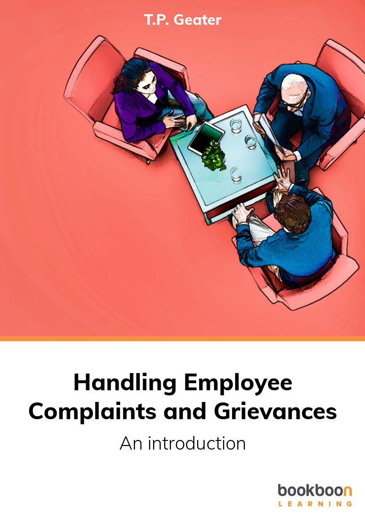Human resource management books handling employee complaints and grievances tp geater premium free pdf fandeluxe Image collections