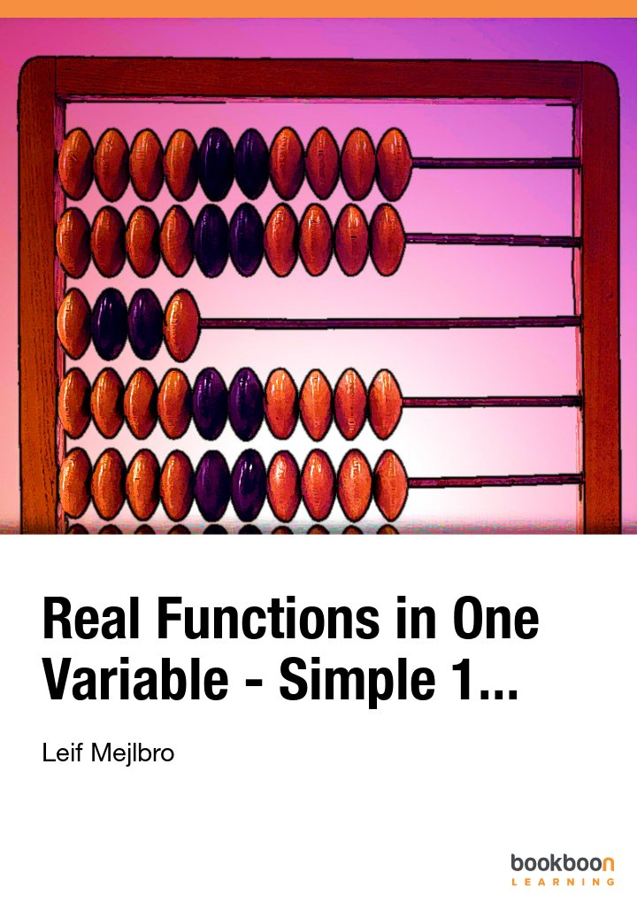 Real Functions in One Variable - Simple 1...