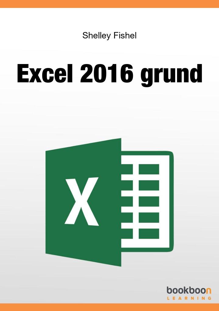 Excel 2016 grund