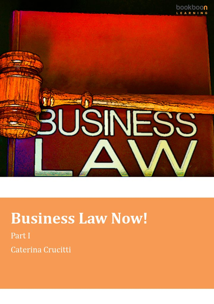 business law now  part i