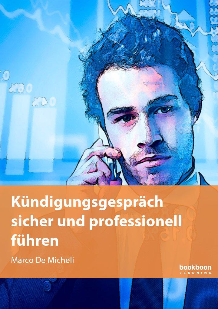 Kündigungsgespräch sicher und professionell führen