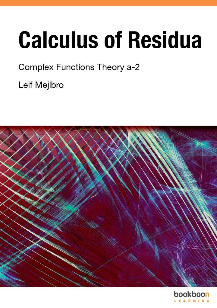 Calculus of Residua
