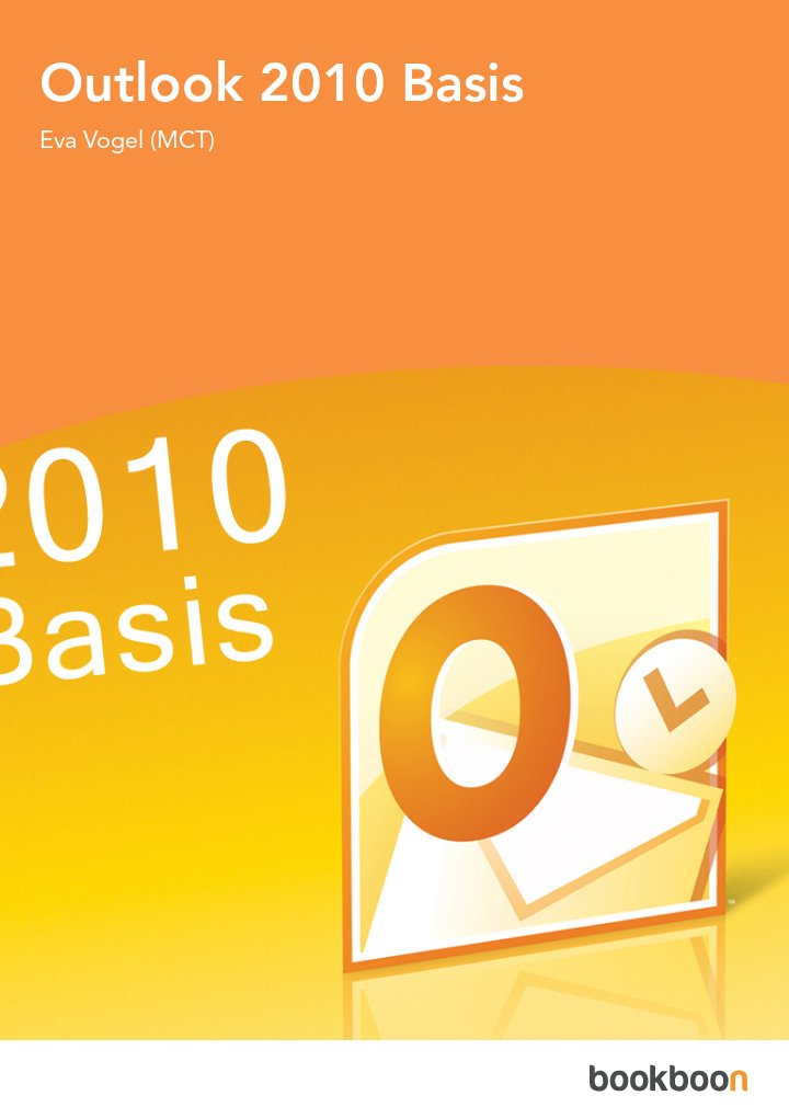 Outlook 2010 Basis