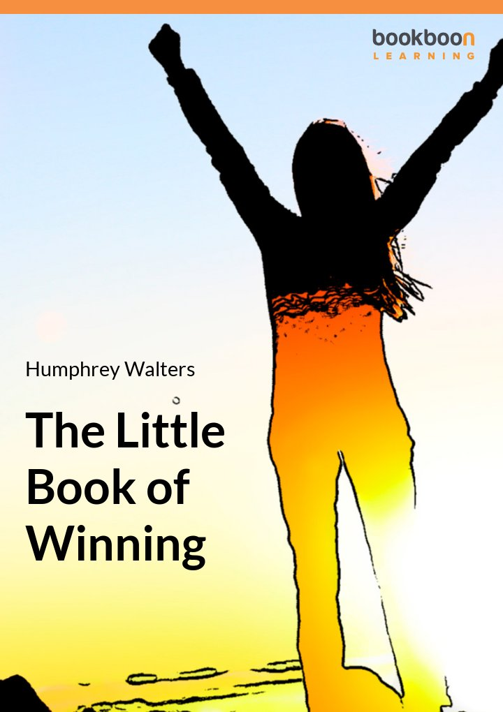 """The Little Book of Winning"" icon"