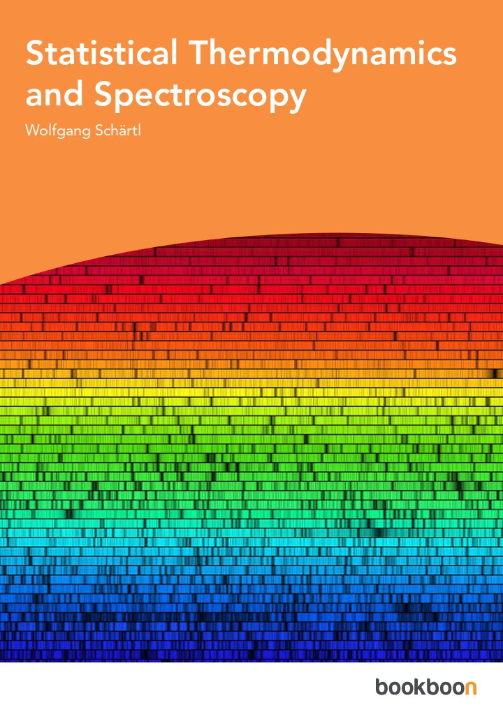 Statistical Thermodynamics and Spectroscopy