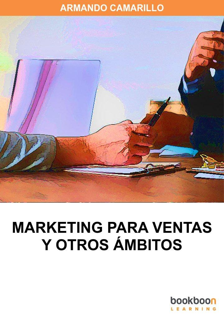 Marketing para ventas y otros ámbitos