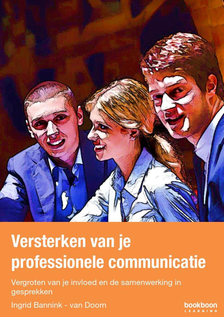 Versterken van je professionele communicatie