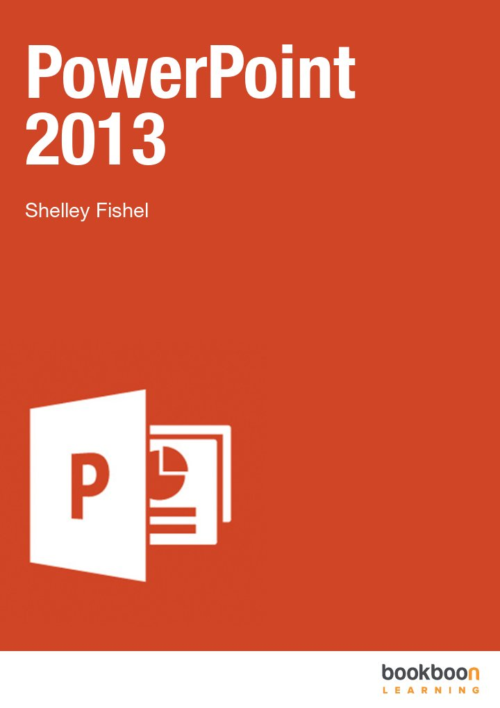 how to make a book in powerpoint 2013