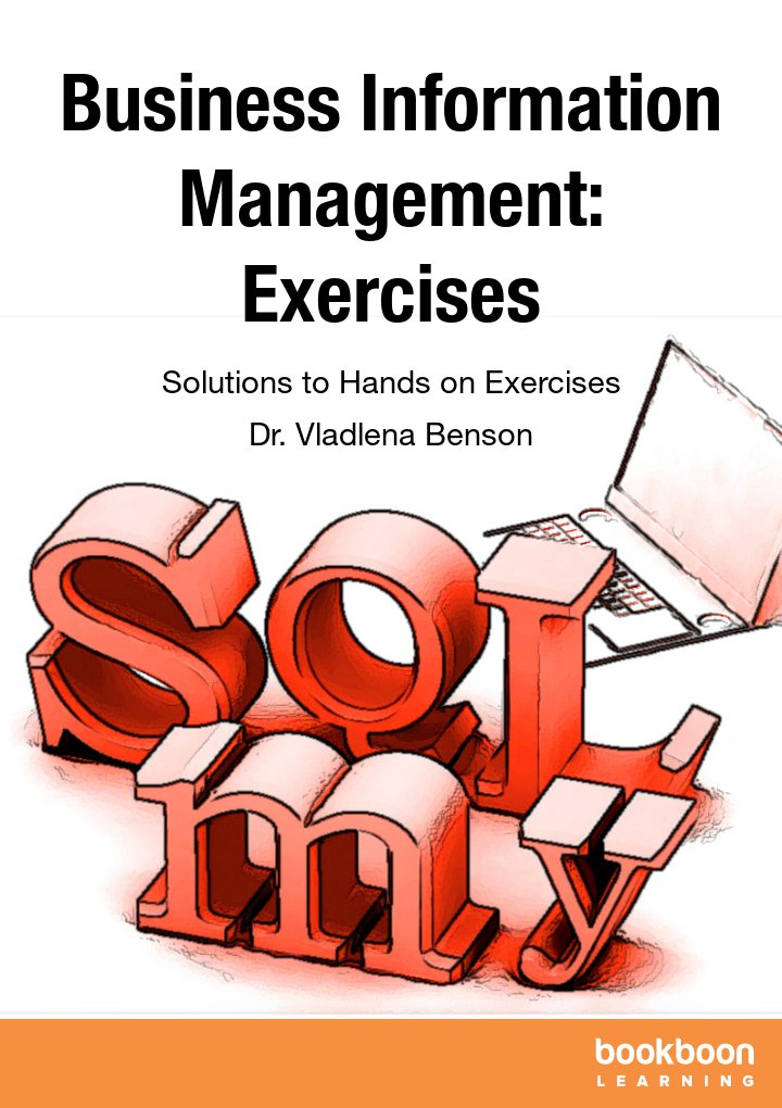 Business Information Management: Exercises