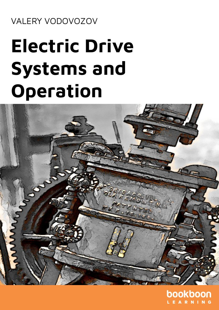 Electric Drive Systems and Operation