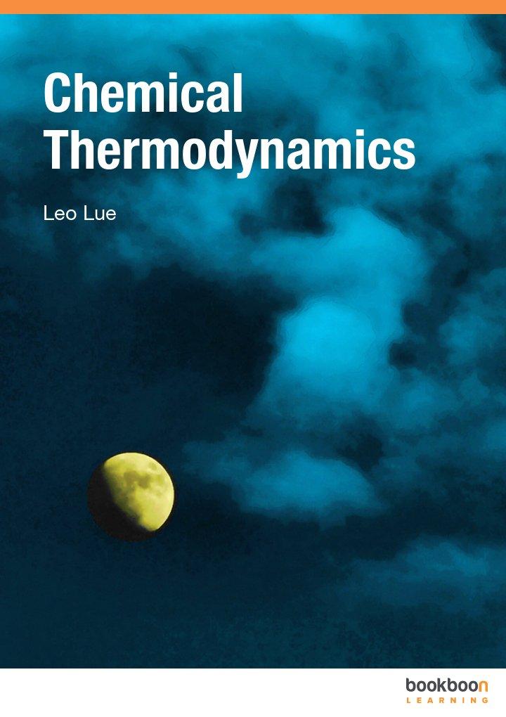 Chemical Thermodynamics