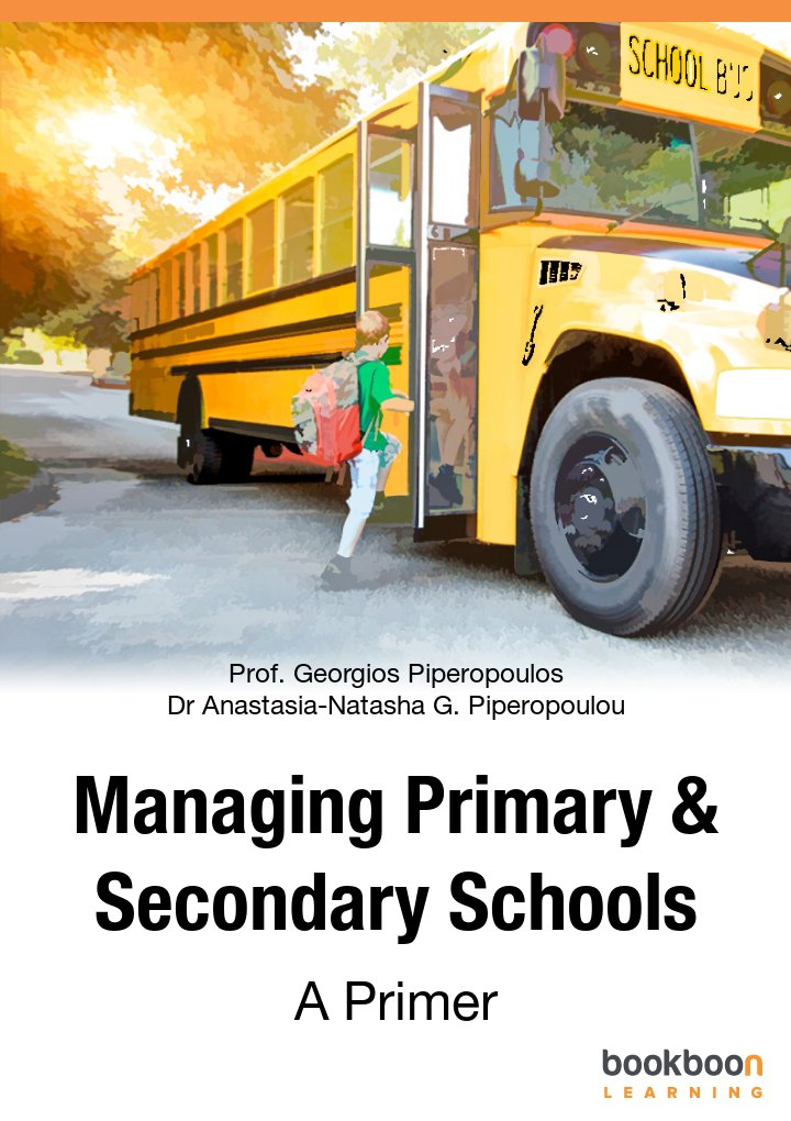 Managing Primary & Secondary Schools - A Primer icon