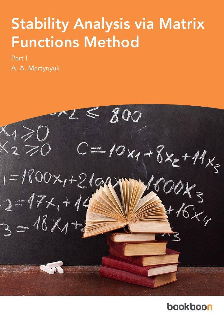 Stability Analysis via Matrix Functions Method