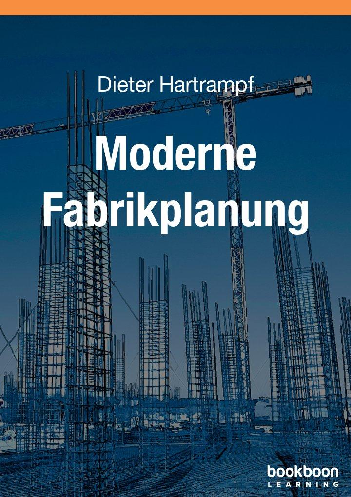 Moderne Fabrikplanung