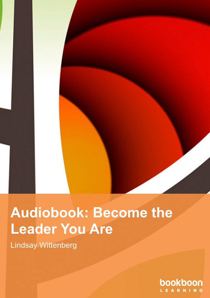 Audiobook: Become the leader you are