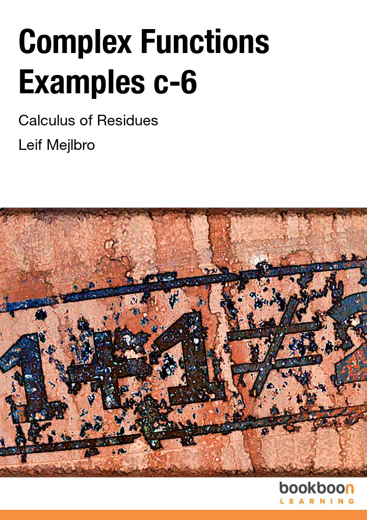 Complex Functions Examples c-6