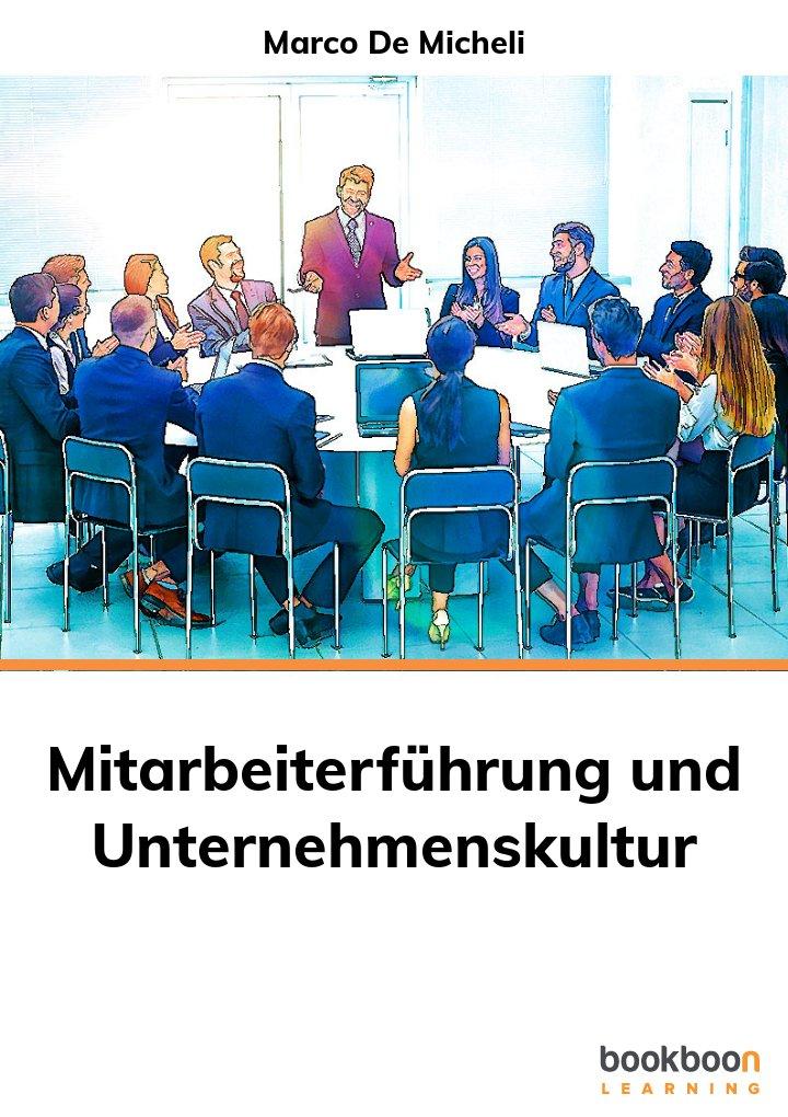 Mitarbeiterführung und Unternehmenskultur