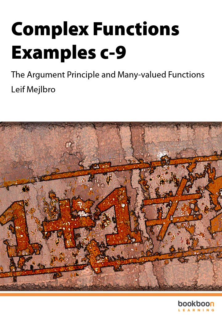 Complex Functions Examples c-9