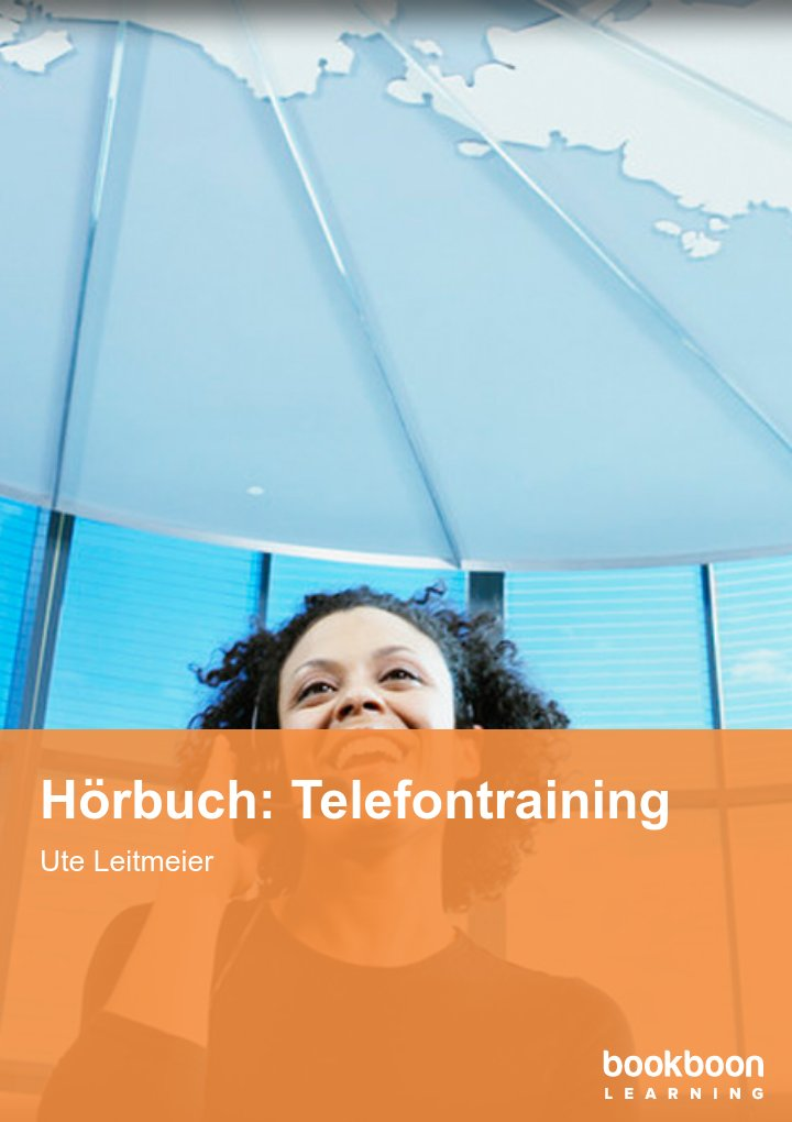 Hörbuch: Telefontraining