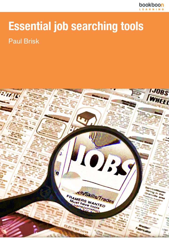 Essential job searching tools